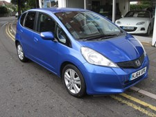 Honda Jazz 1.4 i-VTEC (99ps) ES-T Plus (SD Navi) Hatchback 5d 1339cc CVT