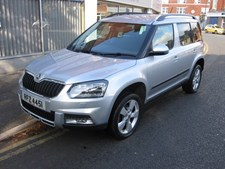 Skoda Yeti Outdoor 2.0TDI CR (110ps) SE Station Wagon 5d 1968cc DPF